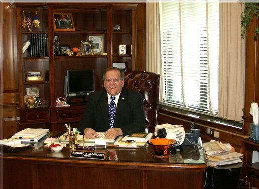 Harrison Mayor Raymond McDonough